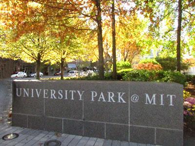 Massachusetts Institute of Technology in Cambridge