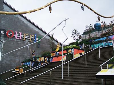 Museum of Civilization in Quebec city
