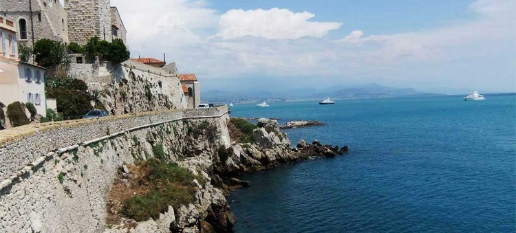 View of Corsica